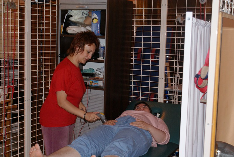 Usługi rehabilitacyjne